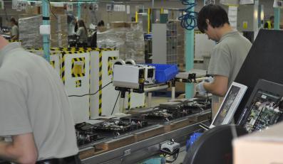 Fabryka TCL w Żyrardowie