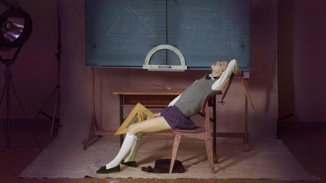 """Nimfomanka"" Larsa von Triera na zdjęciach (foto: Collider)"