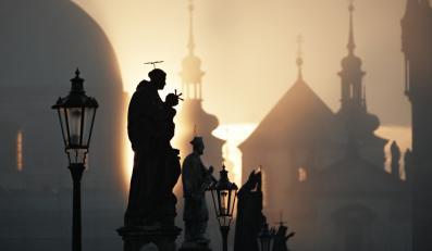 Praga Czechy zabytki