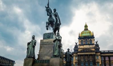 Czechy Praga zabytki