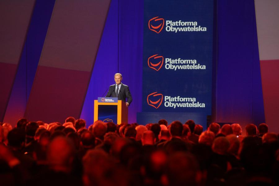 Konwecja Platformy Obywatelskiej