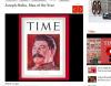 """Okładka """"Time"""""""