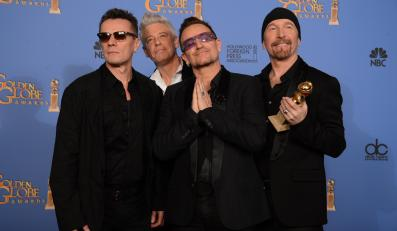 "U2 ze Złotym Globem za ""Ordinary Love"""