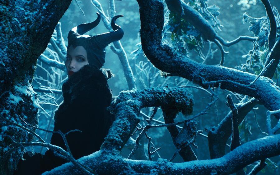 Angelina Jolie jako \