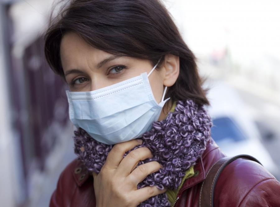 5. Ptasia grypa