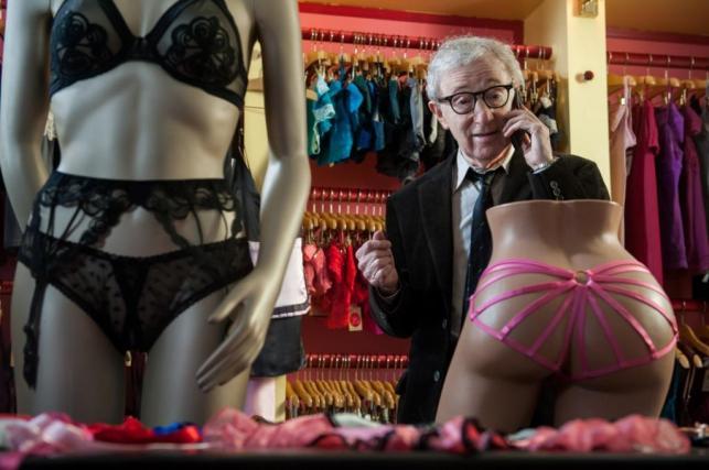 """Woody Allen w filmie """"Casanova po przejściach"""""""