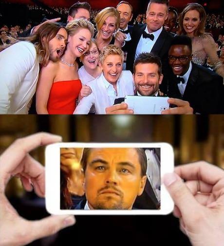 Leonardo DiCaprio - mem