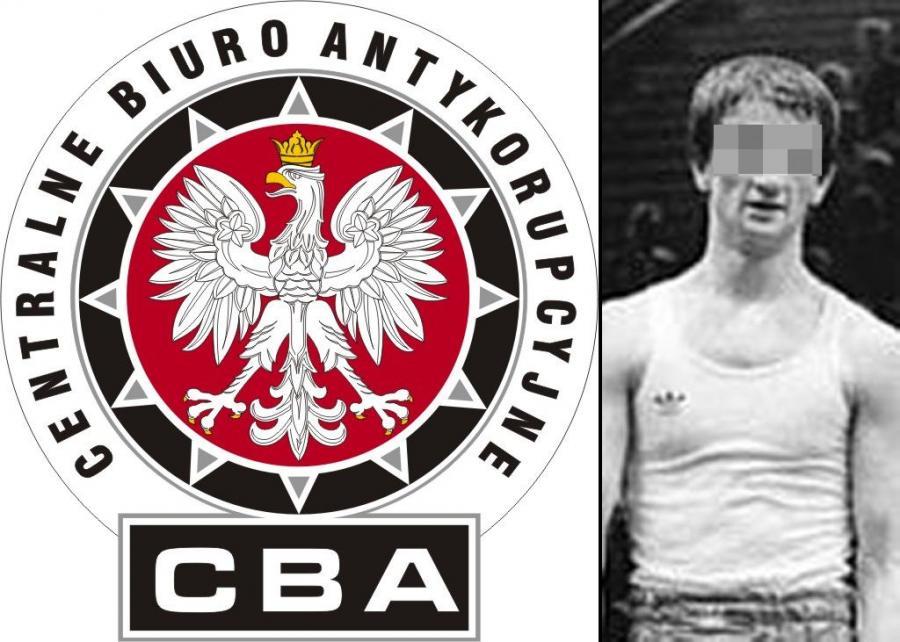 CBA zatrzymało byłego pięściarza Sławomira Z. (źródło: Bundesarchiv)