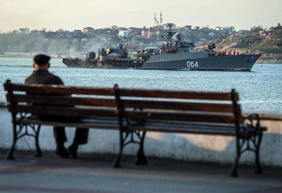 Flota Czarnomorska na Krymie