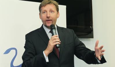 Europoseł Marek Migalski