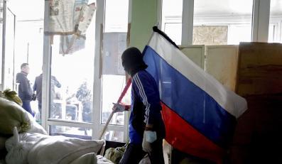 Prorosyjskie bojówki na Ukrainie