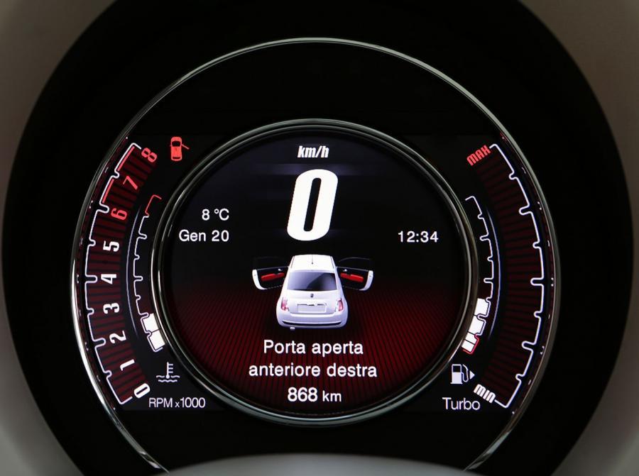 Nowy Fiat 500 Fiat 500