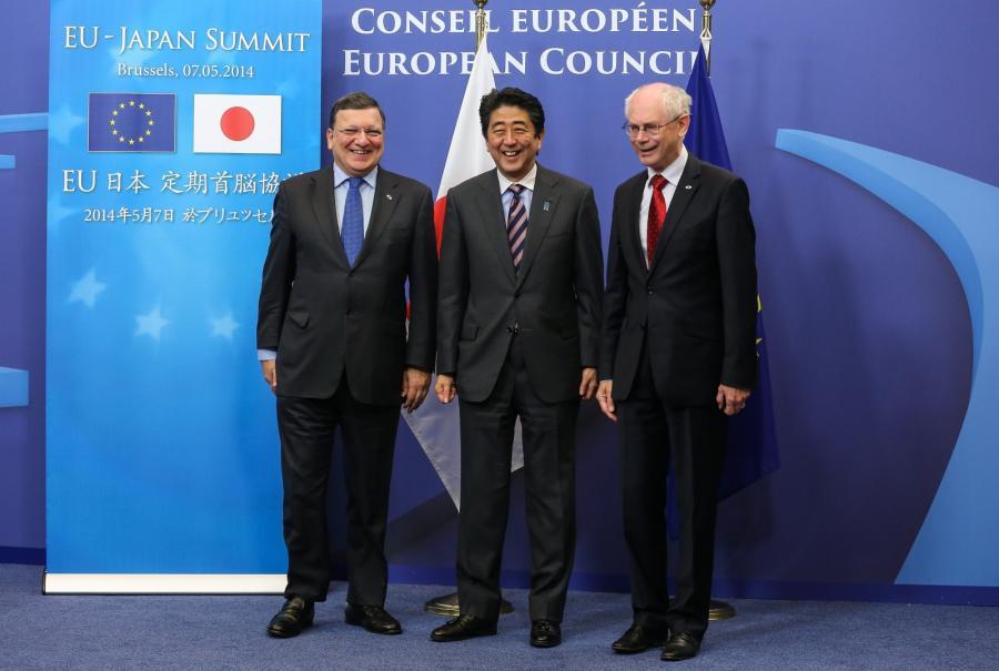 Szczyt Unia Europejska - Japonia