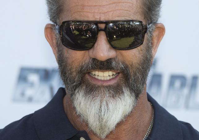 Mel Gibson przyjechałna festiwal w Cannes