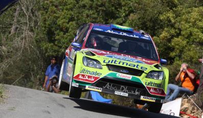 Ford zdobył na Korsyce najwięcej punktów spośród wszystkich zespołów fabrycznych