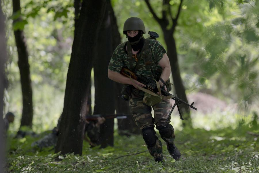 Walki na Ukrainie