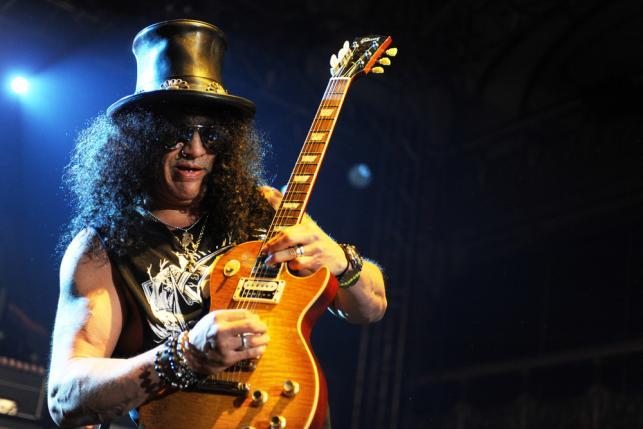 Slash świętuje 50. urodziny