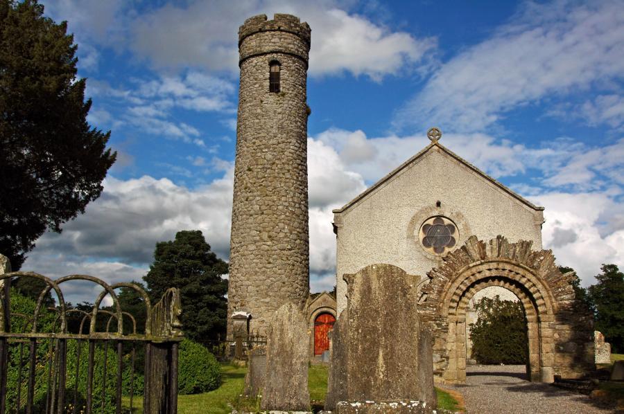 Cmentarz w Irlandii