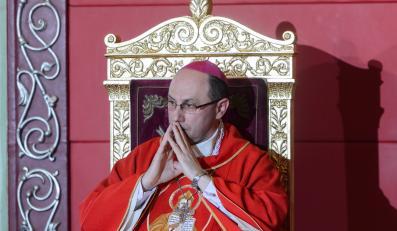 Arcybiskup Polak prymasem Polski