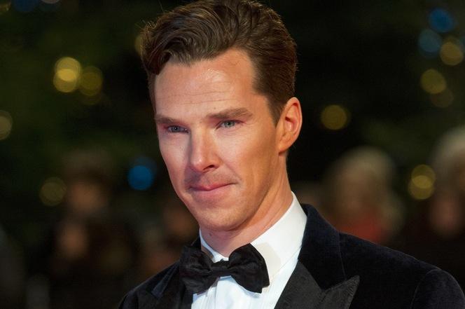 Benedict Cumberbatch najsmaczniejszym aktorem