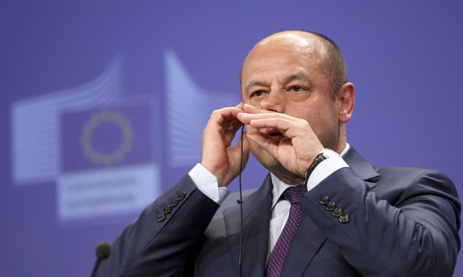 Minister Jurij Prodan