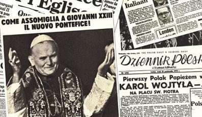 Wystawa archiwalnych filmów i zdjęć oraz osobistych przedmiotów Jana Pawła II