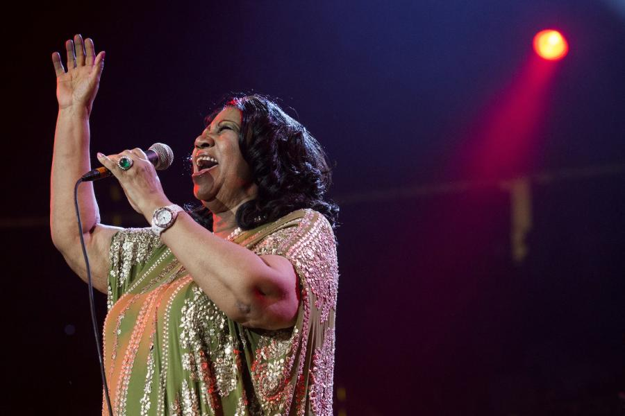 Aretha Franklin: Dostaniecie dokładnie to, czego oczekujecie, ale coś, czego zupełnie się nie spodziewacie