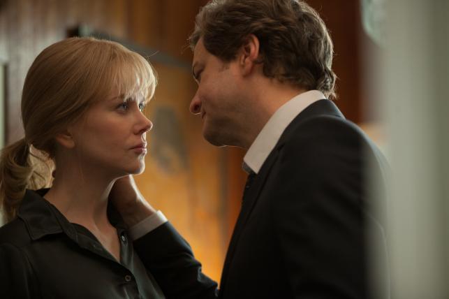 """Nicole Kidman i Colin Firth w filmie """"Zanim zasnę"""""""