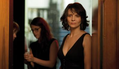 "Juliette Binoche w filmie ""Clouds of Sils Maria"""