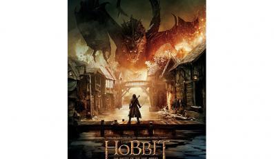 """Pierwszy plakat filmu """"Hobbit: Bitwa Pięciu Armii"""""""