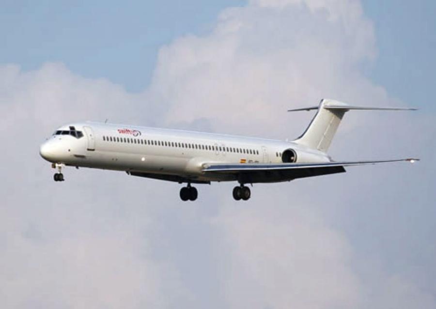 Samolot Air Algerie, który zaginął nad pustynią