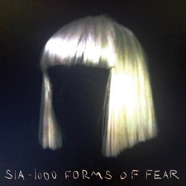 """Sia na okładce albumu """"1000 Forms of Fear"""""""