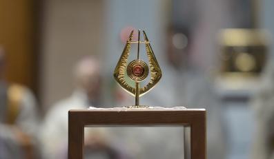 Relikwie Edmunda Bojanowskiego w Świątyni Opatrzności Bożej