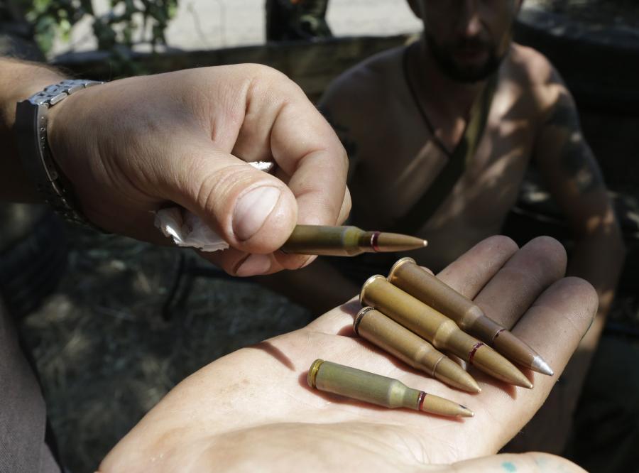 Ukraina: separatyści dostali dużą pomoc wojskową z Rosji