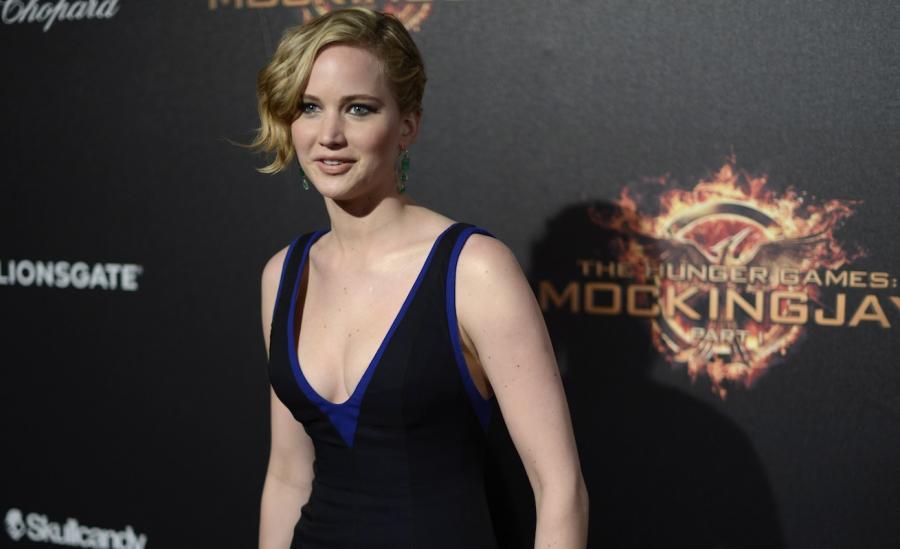 Jennifer Lawrence od czerwca spotyka się z Chrisem Martinem