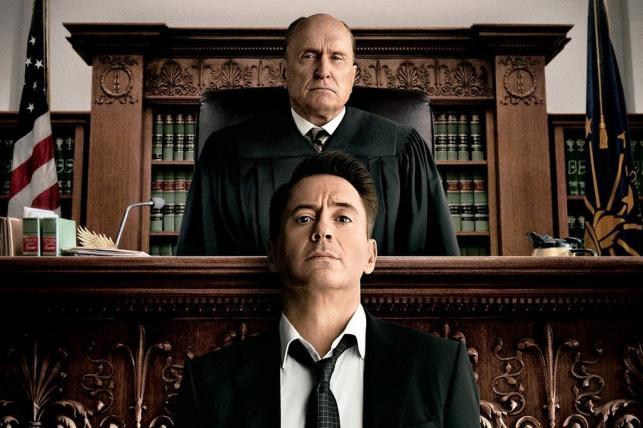 """Robert Downey Jr. i Robert Duvall jako syn i ojciec w filmie """"Sędzia"""""""