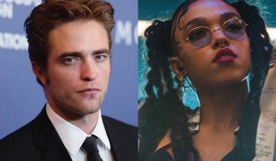 Robert Pattinson spotyka się z FKA twigs
