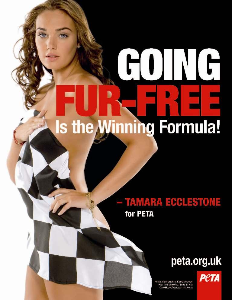 To kolejna znana osoba, która rozbiera się dla PETA