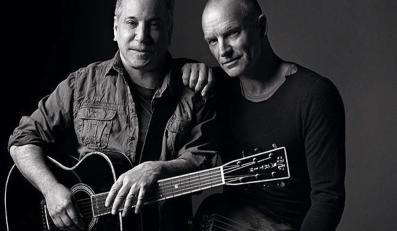 Krakowski koncert Paula Simona i Stinga w innym terminie