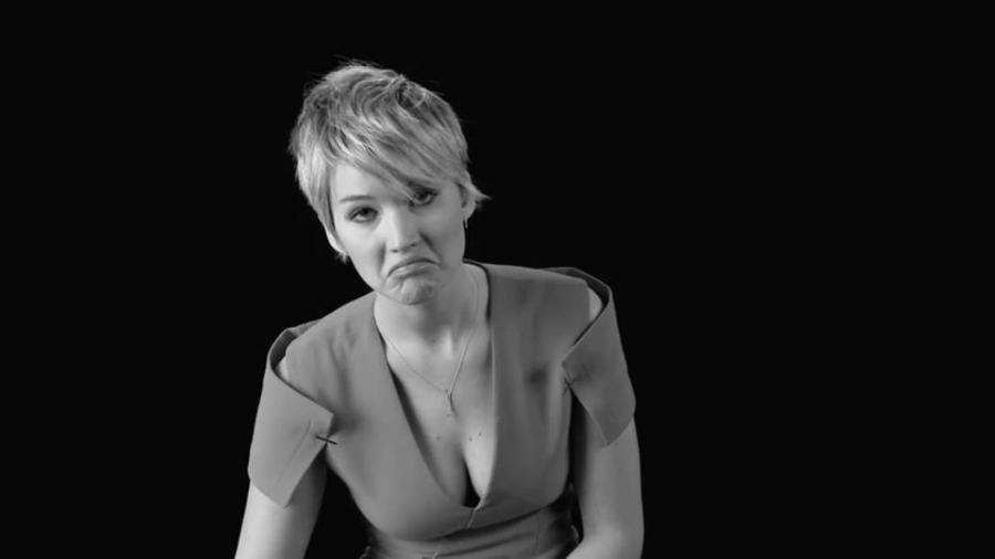 Jennifer Lawrence –najsłynniejsza z ofiar Celebgate