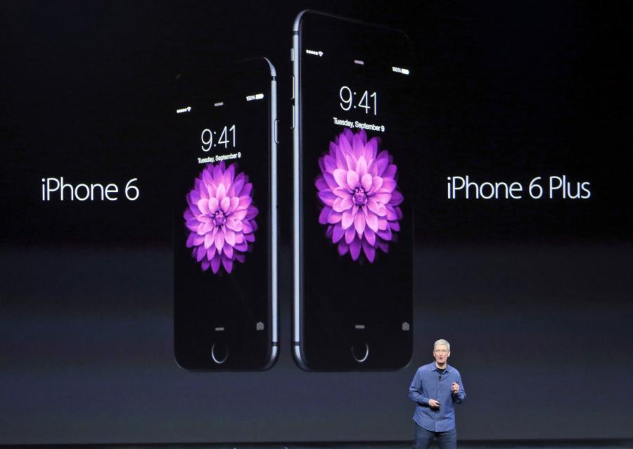 iPhone 6 i iPhone 6 Plus