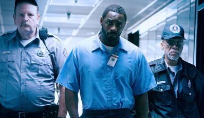 Idris Elba ucieka z więzienia
