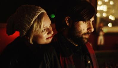 """Elisabeth Moss i Jason Schwartzman w filmie """"Listen Up Philip"""""""