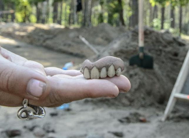 Archeolodzy odkryli pozostałości komór gazowych w Sobiborze