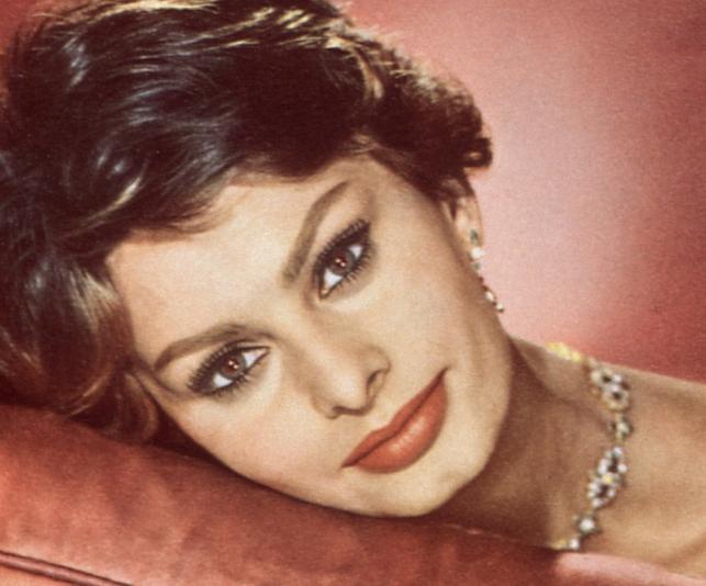 Sophia Loren – piękna kobieta, świetna aktorka