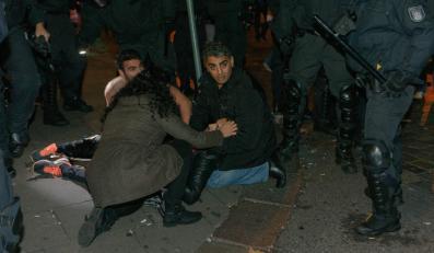 Starcia między Kurdami i salafitami w Hamburgu