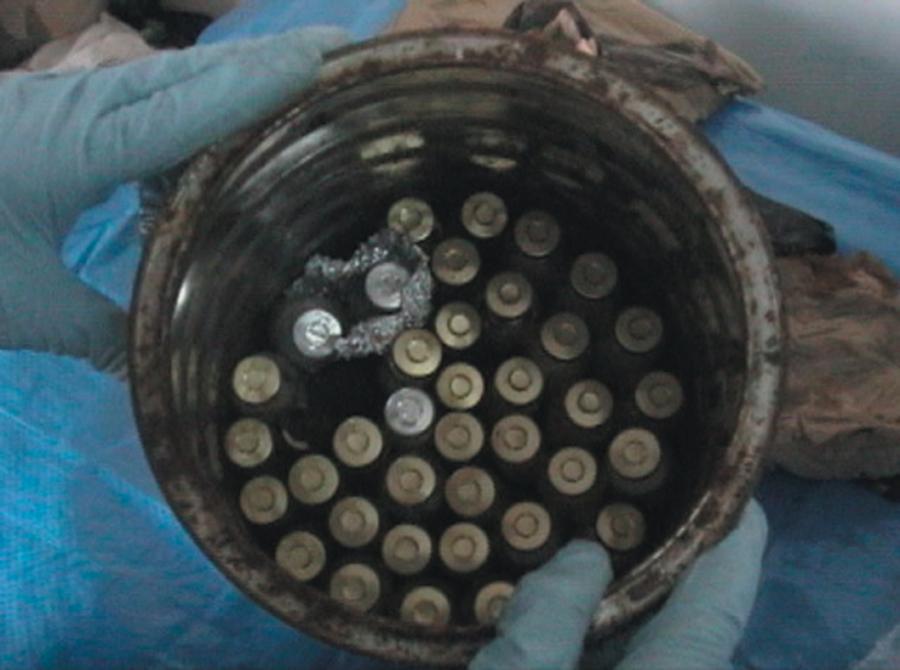 Broń chemiczna w Iraku