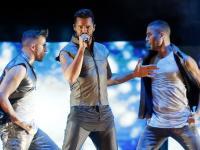 Czas się go nie ima! Ricky Martin wciąż w formie [ZDJĘCIA]