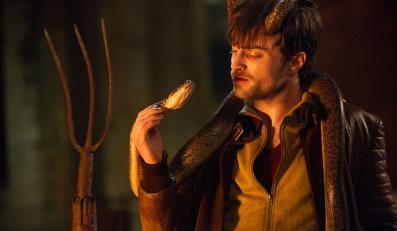 """Daniel Radcliffe przytulił swoje mroczne """"ja"""""""