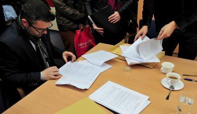 Wybory samorządowe 2014 - Wojewódzka Komisja Wyborcza w Szczecinie